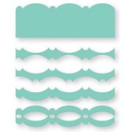 Decorative Paper Edge Styles