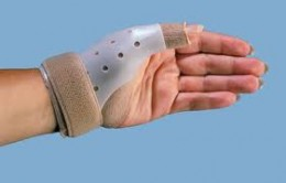 orthopedic hand brace