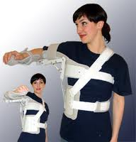 Multiple orthopedic braces
