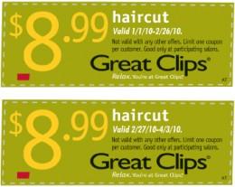 Money clip magazine coupons