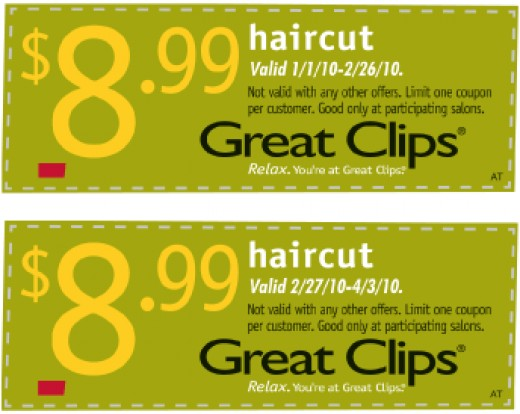 Great Clips Coupon | HubPages