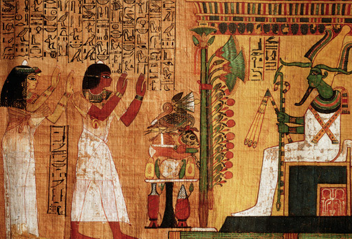 The mighty Egyptian empires were all wealthy, but today they are dust and memories that we try to understand. The truth stares us boldly in the fact and we still miss it. The Egyptians were obsessed with death.