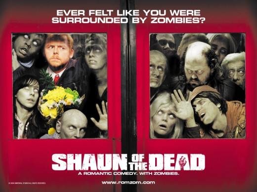 Shaun Of The Dead - Come on you ginger!
