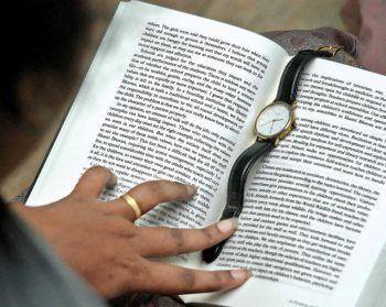 Instill reading habits