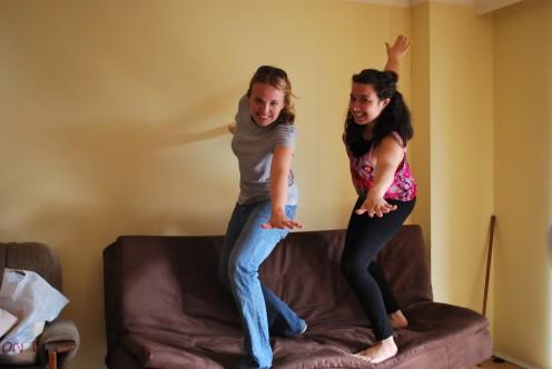 Couchsurfing in Australia