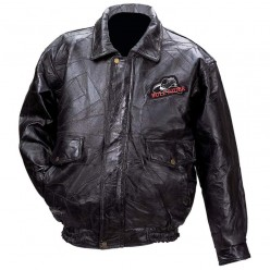 Ageing the leather jackets; a simple guide