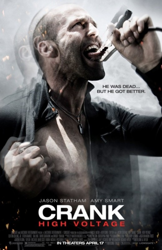 Crank 2 movie review.
