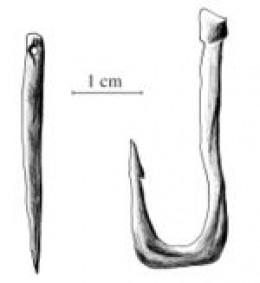 Fig. 5  Stone age needles