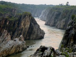 The Narmada river: crimes against the daughter of Lord Shiva