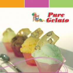 "Pure Gelato?  I wouldn't call it ""PURE"", let alone ""GLUTEN FREE""!!!"