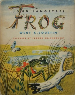 Frog Went A 'Courtin