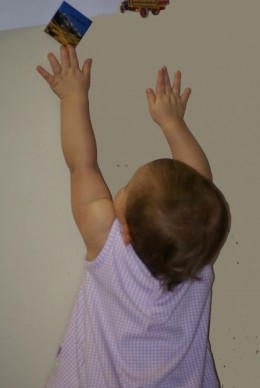 As you grow, physically, mentally, emotionally and spiritually so too grows your reach
