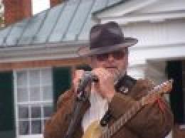 Ralph Fortune, bluesman.