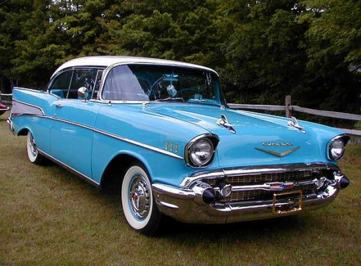 Chevy Classic Cars - 1957 Chevy