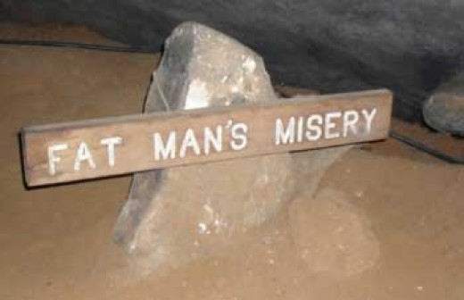 Sign for Fat Man's Misery, my personal favorite.