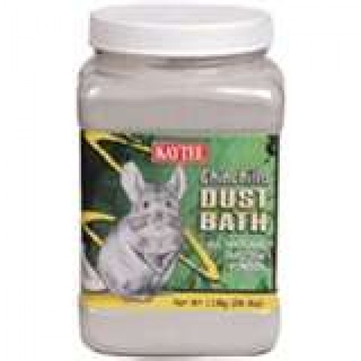 A dust bath