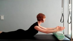 Easy Pilates Foam Roller Exercises to Improve Posture