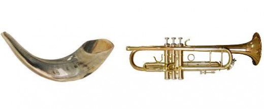 From Shofar to Trumpet