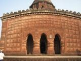 MadanMohan Temple. Bishnupur,Dt : Bankura. Mallaraj Durjan Singha. 1694 AD.