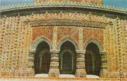 Kantaji's Temple. Dinajpur,Bangladesh. Raja Prannath Roy and  Rja Ramnath Roy. 1722-1752 AD. ( Photo borrowed from a reference book on Kantaji's temple)