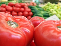 Growing organic vegetables can be exceptionally simple