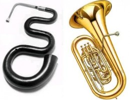 From Serpent to Tuba