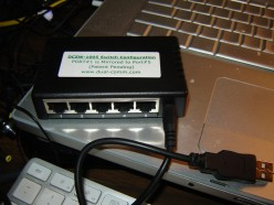 Tools for Techs:  USB Dualcomm Port Mirroring Switch