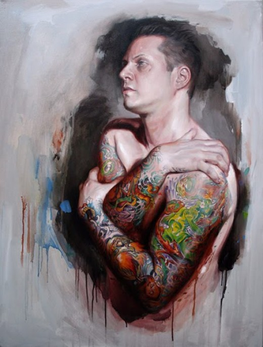 Shawn Barber - Self Portrait