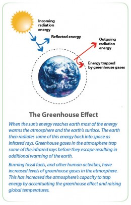 Problem of Global Warming