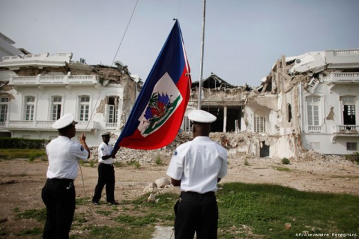 The palace may have clapped but the hope still lives on for the spirit of Haiti is in every Haitian.
