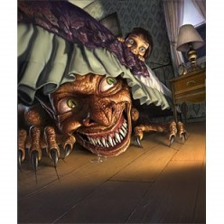 What to Do if and When There is a Monster Under Your Bed