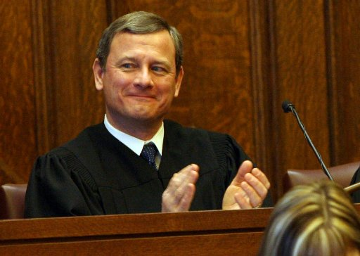 Now that's Class and exactly what we expect from our Leaders. Thanks Chief Justice Roberts, welcome aboard the We The People Express.