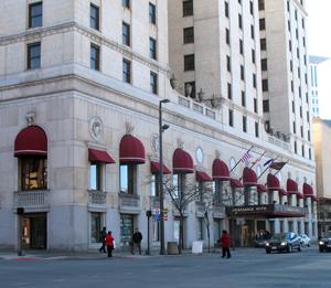 Renaissance Cleveland Hotel, Cleveland, Ohio