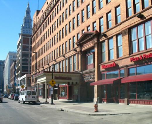 Colonial Arcade, Cleveland, Ohio