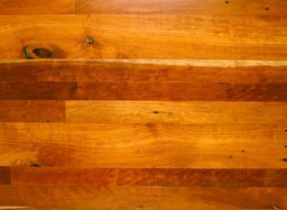 Reclaimed Cherry Flooring