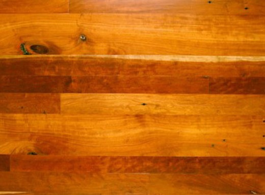 Reclaimed Cherry Flooring