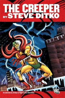 The Creeper by Steve Ditko for DC Comics