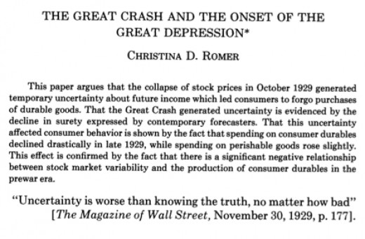 the great depression summary The great depression in october 1929 the stock market crashed, wiping out 40 percent of the paper values of common stock even after the stock market collapse, however, politicians and industry leaders continued to issue optimistic predictions for the nation's economy.