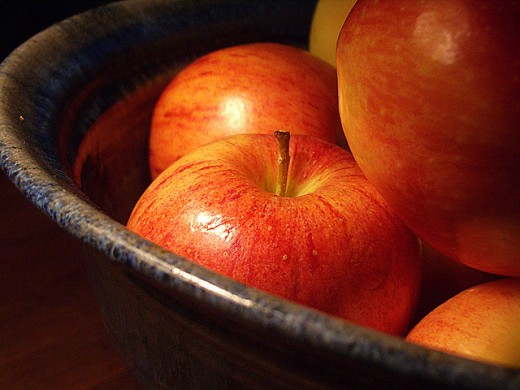 Gala Apples.