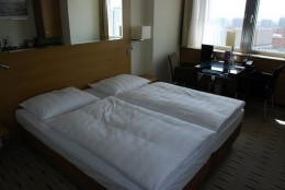 Comfortable, clean beds are always a plus
