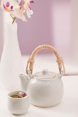 Tea protects us from heart disease!