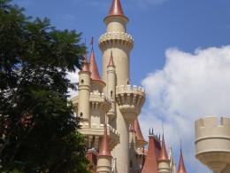 Dream a dream at the Far Far Away Castle.