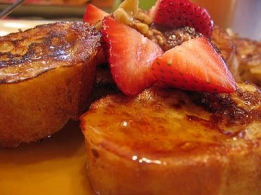 French Toast Nirvana