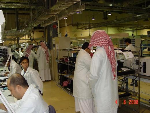Saudi Employment