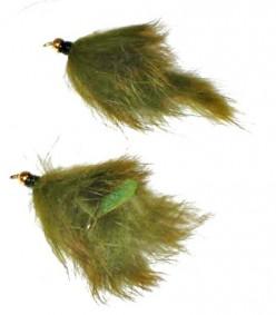 Olive Leech Streamers
