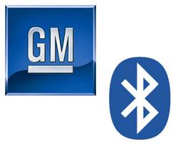 GM Bluetooth