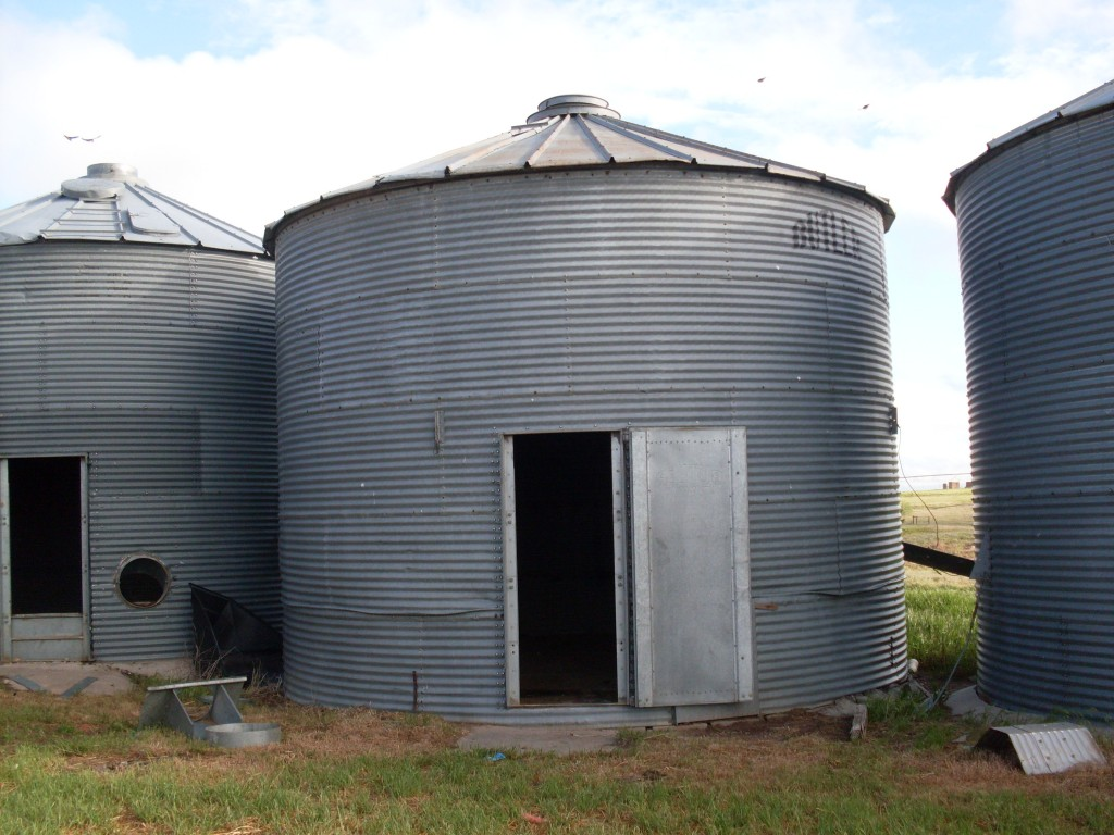 How To Disassemble A Grain Bin Picture Tutorial