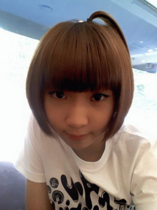 minzy with no make up 2ne1