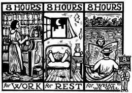 The First Labor Day Was Celebrated in New York City