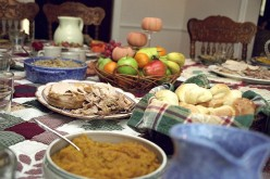 Ideas for Thanksgiving Decorations : Easy To Do Thanksgiving Decorations